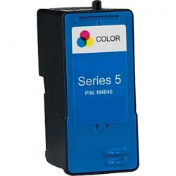 Remanufactured Dell 592-10091 (M4646) Colour Ink Cartridge