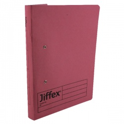 Rexel Eastlight Breast Cancer Campaign Jiffex A4 File Pink 43247EAST