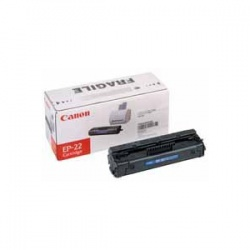 Canon EP-22 Toner Cartridge Black 2.5K - Remanufactured