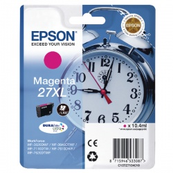Epson 27XL Magenta High Yield Inkjet Cartridge C13T27134010 / T2713