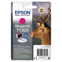 Epson T1303 Extra High Yield Magenta Ink Cartridge (C13T13034012)