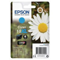 Epson 18XL Cyan High Yield Inkjet Cartridge C13T18124012 / T1812