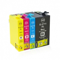 Compatible Epson 27XL Multipack Ink Set (T2711/T2712/T2713/T2714)