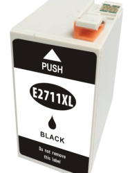 Compatible Epson 27XL  (C13T27114010) Black Ink Cartridge