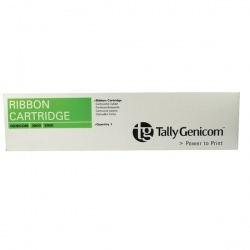 Genicom 3800 Standard Ink Ribbon Black 3A0100B02