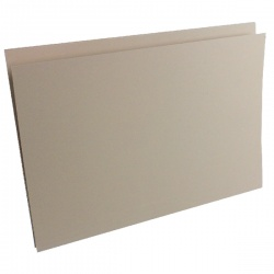 Guildhall Buff Square Cut Folder (Pack of 100) FS315-BUFF