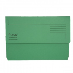 Guildhall Green Bright Manilla Wallet Foolscap (Pack of 25) 211/5004