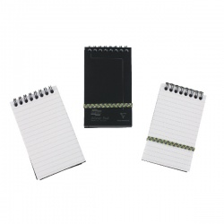 Europa Minor Notemaker 127 x 76mm Black 3012
