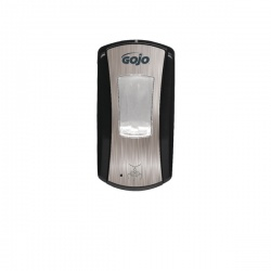 GOJO Black and Chrome LTX-12 Hand Wash Dispenser 1919-04