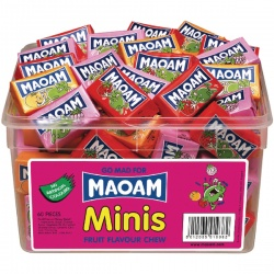 Maoam Minis (Pack of 40) 50547