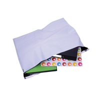 Strong Polythene Mailing Bag 595 x 430mm Opaque (Pack of 100) HF20214