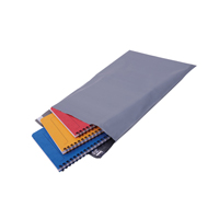 Polythene Mailing Bag Opaque Grey 235 x 320mm (Pack of 500) HF20220