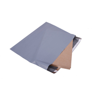 Polythene Mailing Bag Opaque Grey 440 x 320mm (Pack of 500) HF20221