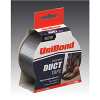 UniBond Duct Tape Silver 50mm x 10m 1667265