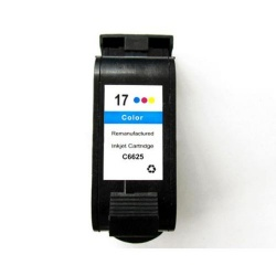 Remanufactured HP C6625A (17) Colour Ink Cartridge