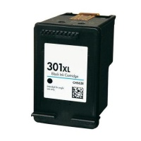 Remanufactured HP 301XL  (CH563EE) Black Ink Cartridge