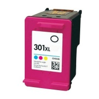 Remanufactured HP 301XL (CH564EE) Colour Ink Cartridge