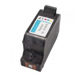 Remanufactured HP 51641AE (41) Colour Ink Cartridge