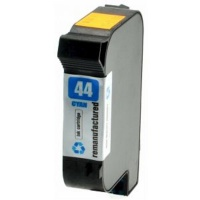 HP 44 (51644C) Cyan Ink Cartridge - Remanufactured