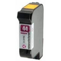 HP 44 (51644M)  Magenta Ink Cartridge - Remanufactured