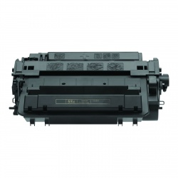 Remanufactured HP CE255X Black Toner Cartridge