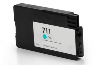 HP CZ130A (711) Cyan Pigment Ink Cartridge - Compatible