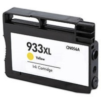 HP CN056AE (933XL) Yellow Ink Cartridge - Remanufactured