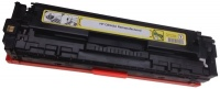 HP CB542A (125A) Yellow Toner Cartridge - Remanufactured