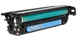 Remanufactured HP CE261A Cyan Toner Cartridge