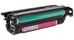 Remanufactured HP CE263A Magenta Toner Cartridge