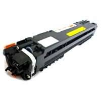 HP CE312A (126A) Yellow Toner Cartridge - Remanufactured