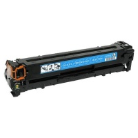 HP CE321A (128A) Cyan Toner Cartridge - Remanufactured