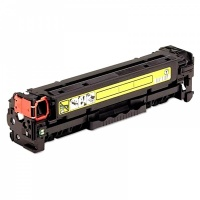 HP CE322A (128A) Yellow Toner Cartridge - Remanufactured