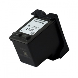 HP C8727AE (27) Black Ink Cartridge - Remanufactured