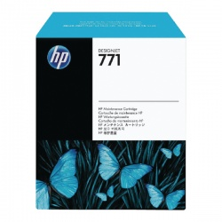 HP 771 Design Jet Maintenance Cartridge CH644A