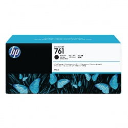 HP 761 Matte Black Design jet Inkjet Cartridge CM997A