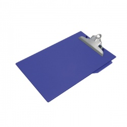 Rapesco Heavy Duty Clipboard A4/Foolscap Blue CD1000L2
