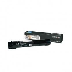 Lexmark Black Toner Cartridge Extra High Yield C950X2KG