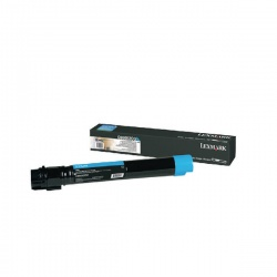 Lexmark Cyan Toner Cartridge Extra High Yield C950X2CG