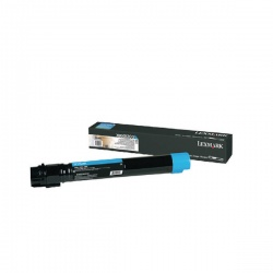Lexmark Cyan Toner Cartridge Extra High Yield X950X2CG