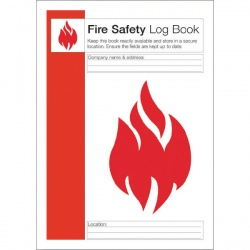 Fire Safety Log Book IVGSFLB