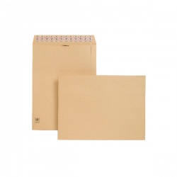 New Guardian Envelope 406 x 305mm 130gsm Manilla Peel and Seal (Pack of 125) D23703