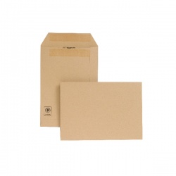 New Guardian C5 Envelopes 229 x 162mm 130gsm Manilla Self Seal (Pack of 250) D26103
