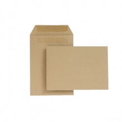 New Guardian C5 Envelopes 229 x 162mm 80gsm Manilla Self Seal (Pack of 500) H26211