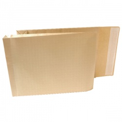 New Guardian Armour Gusset Envelope 381x279x50mm Manilla 130gsm Peel and Seal (Pack of 100) H28313
