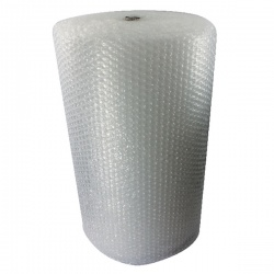 Jiffy Clear Bubble Film Large Cell 1200mm BROE33080
