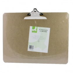 Q-Connect Clipboard Masonite A3 KF01305
