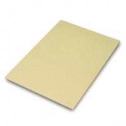 Q-Connect Yellow A4 Notebook 60 Leaf (Pack of 10) KF01388