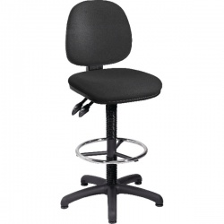 Arista Draughtsman Charcoal Chair KF017031