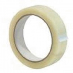 Q-Connect Easy Tear Polypropylene Tape 19mm x 66m (Pack of 8) KF27016